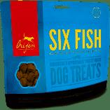 **BOGO** Orijen Freeze-Dried Dog Treats Six Fish 1.5 OZ (2/19) (L.B4)