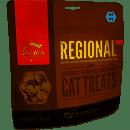 **BOGO** ORIJEN REGIONAL RED FREEZE-DRIED CAT TREATS 1.25 OZ (2/19) (L.C7)