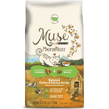 PURINA MUSE NATURAL TURKEY & CHICKEN GF 3.5 LBS DRY CAT FOOD (6/20)