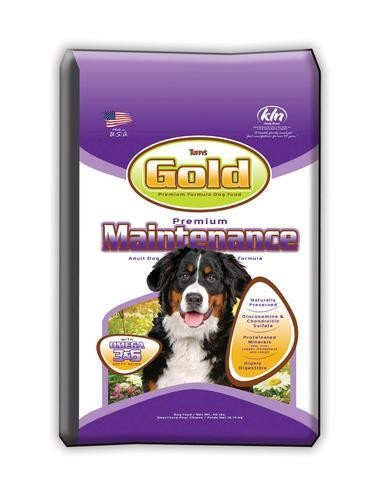 """**ONLY 2 Pallets Left** 44 Cents Per Pound - 960 Pounds Nutrisource - Tuffy Gold Premium """"FEED SAME"""" Maintenance Adult Dog with Chicken Protein 24 each 40 lb bags per pallet (10/18) (B/DD)"""