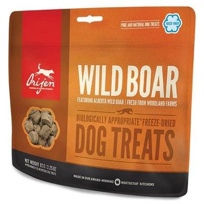 **BOGO** Orijen Freeze-dried Boar Dog Treats 1.5oz (4/19) (L.A7)