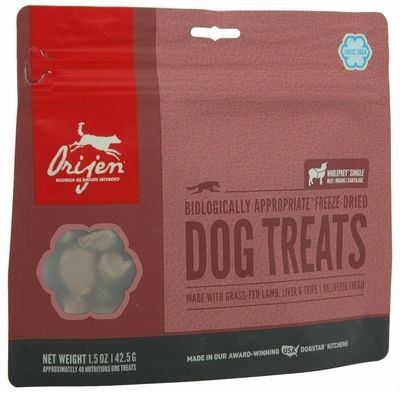 **BOGO** Orijen Freeze-dried Lamb Dog Treats 1.5oz (2/19) (L.A7)