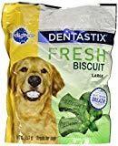 Pedigree Dentastix Fresh Biscuit, Large, 1 lb (2/19) (T.D2/DT)