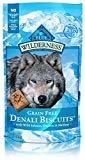 Blue Buffalo Wilderness Denali Dinner Dog Biscuits, 8 oz (1/19) (T.F1/DT)