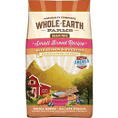 Whole Earth Farms Grain Free Small Breed Salmon & Whitefish Dry Dog Food, 4 lbs (4/19) (A.L1)