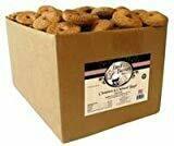 Basil & Baxter's Cinnamom Oatmeal Bagel Dog Biscuits 10 lbs (05/19) (A.H4))