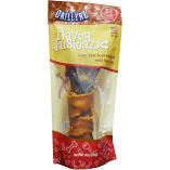 **BOGO** Grillerz Flavor Fusionz Beef Ham Skin Dog Treat (03/19)