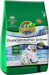 Natural Planet Duck Whitefish Entree Grain Free Dry Dog Food 15 lbs (05/19) (A.M5)