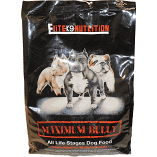 **SALE** Replenish Pet Inc Maximum Bully Dry Dog Food 5 lbs (02/18) (A.Q7/DD)