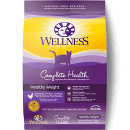 Wellness Complete Health Natural Dry Healthy Weight Chicken & Turkey Dry Cat Food 12 lbs. (11/19)