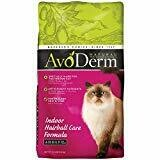 AvoDerm Natural Indoor Hairball Formula Corn Free Cat Food, 3.5-Pound (2/19) (A.N7/CD)