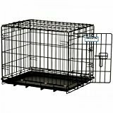1 Door Crate - 19 x 12 x 14 - Dogs **NEW - May Be Open Box**