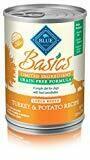 Blue Buffalo Basics Grain-Free Turkey & Potato Recipe Large Breed Wet Dog Food 12.5 oz 12 count