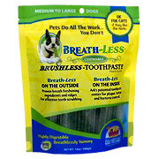 ARK Naturals Breathless Toothpaste for Medium to Large Breeds 18 oz (11/18) (T.B8/DT)