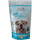 Complete Natural Nutrition Pill Buddy Naturals Pet Treats, Chicken, 30 Count (1/19) (T.C2/DT)