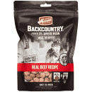 Merrick backcountry freeze-dried raw meal or mixer grain-free poultry free real beef recipe adults all breeds 5.5 ounces (10/19)