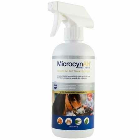 Microcyn Wound & Skin Hydrogel (16 Fl Oz) (O.Q1/PR)