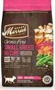 Merrick Lil' Plates Small Breed Grain Free Real Chicken and Sweet Potato Dry Dog 4 LBS (1/19) (A.L2/DD)