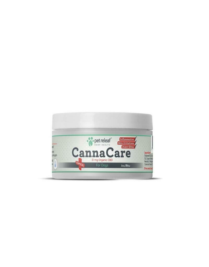Pet Releaf Canna Care Topical, 1 Oz (O.P2/PR)