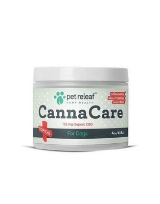 Pet Releaf Canna Care Topical, 4 Oz (O.P2/PR)