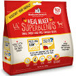 Stella & Chewy's Meal Mixer Lil' SuperBlends Small Breed Grain-Free Chicken Recipe Freeze Dried Raw Dog Food 8 oz (8/18) (T.D1/DD)