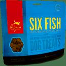 **BOGO** Orijen Six-Fish Freeze-Dried Dog Treats 3.25 oz (05/19) (L.A7)