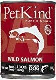 Petkind That's It! Grain-Free Wild Salmon Recipe Wet Dog Food, 13 Oz, 12 Ct (7/20) (A.J1)