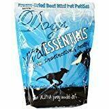 Vital Essentials Freeze-Dried Mini Patties Grain Free Beef Freeze Dried Dog Food 1 lb (12/18) (A.M5)