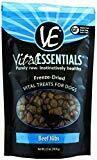 Vital Essentials Freeze-Dried Vital Treats Grain Free Beef Nibs Freeze Dried Dog 2.5 oz (5/19) (A.P1)