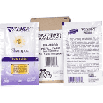 ZYMOX SHAMPOO REFILL PACK 1. OZ FOIL PACK 1 COUNT (O.B4)