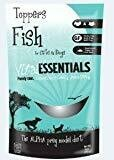 Vital Essentials Vital Freeze Dried Fish Toppers For Cats & Dogs 6oz Bag (4/19) (T.B2)