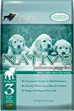 Native ENERGY LEVEL 3 PUPPY FORMULA CHICKEN/RICE 40 LB (2/19) (A.N5)