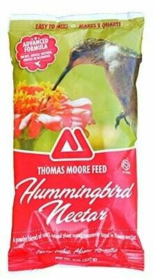 **SALE** HUMMINGBIRD NECTAR Natures Cafe 8 oz Hummingbird Nectar Powder (3/19) (O.K4/K5)