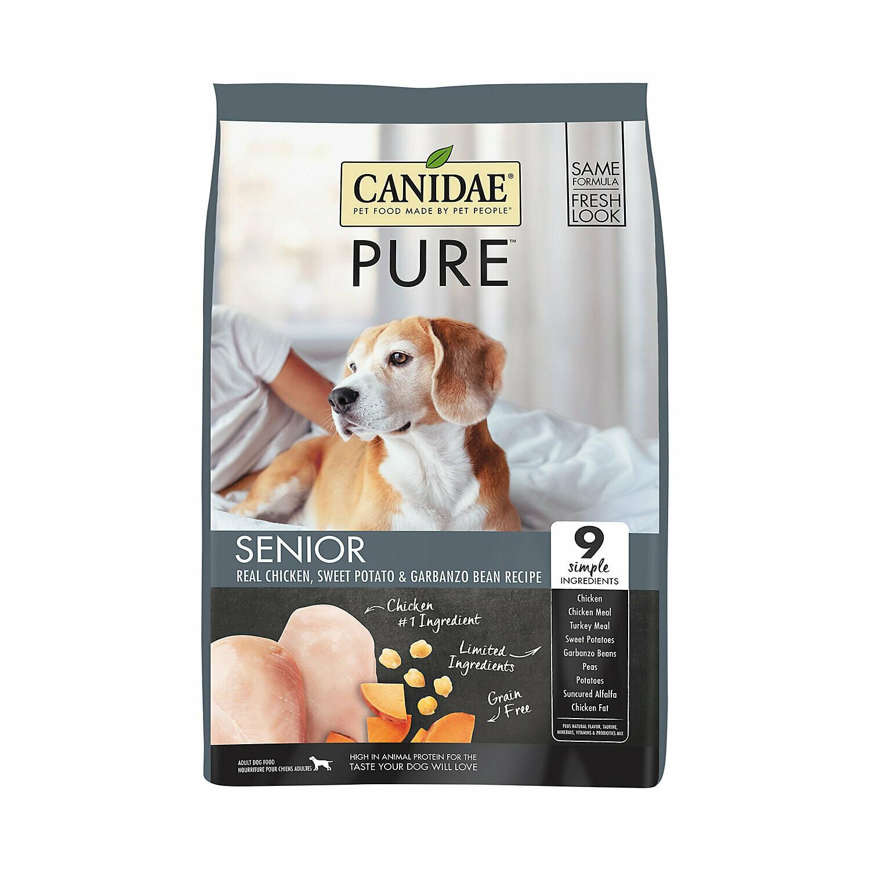 Canidae Grain Free Pure Meadow Senior Dog Food, 4 lbs.