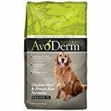 Avoderm Natural Chicken Meal And Brown Rice Formula Senior Dog Food, 4.4-pound (2/19) (A.E1)