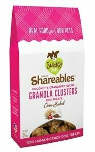 Etta Says - Treat Planet 6 oz Shareables Clusters Coconut (8/18) (T.A1)