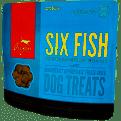 **BOGO** ORIJEN Six Fish Freeze-Dried Dog Treats 1.5 oz (4/19) (L.A7)