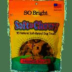 **CLOSE OUT - SUPER SALE** 10 FUR $1.00 So Bright Salmon Recipe Dog Treats 5 oz (2/19) (A.C4/O2) **Buy 1 Get 4, Buy 2 Get 8, Buy 3 Get 12, etc. etc**