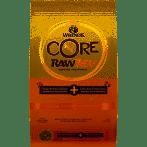 Wellness CORE RawRev Grain-Free Original Recipe with Freeze-Dried Turkey Liver Dry Cat Food 10 lbs (12/19) (A.E1)