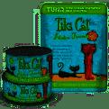 Tiki Cat Aloha Friends Tuna Ocean Whitefish Pumpkin 2.8 oz 12 count (10/18) (SINGLES)