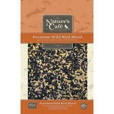 Nature's Cafe Wild Bird Essentials Premium Wild Bird Blend 20 lbs. (10/18) (B.A4)