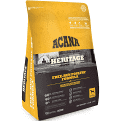 Acana Heritage Free-Run Grain-Free Poultry Dry Dog Food 4.5 lbs  (7/19) (A.M2)