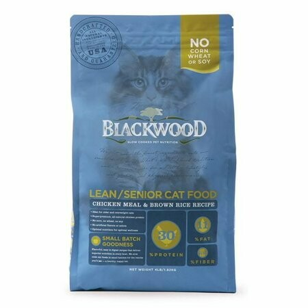 Blackwood Chicken Meal & Rice Recipe Lean Dry Cat Food, 13.23 Lb