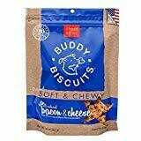 Cloud Star Original Bacon/Cheese Buddy Biscuits 20 oz (12/19) (T.E15-JD)