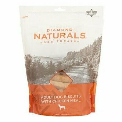 **BOGO** Diamond Naturals Chicken Biscuits Dog Treats, 16 Oz (8/19) (A.Q6)