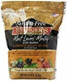 EVANGER'S Grain Free Meat Lover'S Medley with Rabbit Dry Food for Dog, 4.4 lbs