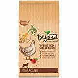 Purina Beyond White Meat Chicken and Whole Oat Meal Recipe Cat Food Bag, 13 lbs (1/20) (A.F2)