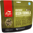**BOGO** Orijen Biologically Appropriate Kentucky Bison, Liver, & Trip All Breed Freeze-Dried Dog Treats 3.25 oz (2/19) (L.A6/B4)