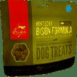 **BOGO** Orijen Biologically Appropriate Kentucky Bison, Liver, & Trip All Breed Freeze-Dried Dog Treats 3.25 oz (2/19) (L.A6/B4)