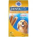 Pedigree Dentastix Dog Treats Original Large 7 ct (12/19) (T.A13-JD)